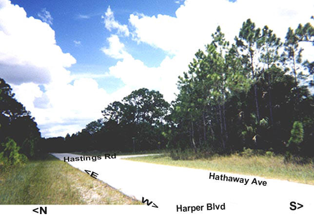 Palm Bay Florida Vacant Land Property For Sale By