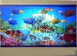 Artificial Aquarium Fake Fish Tanks Fake Aquarium
