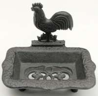 Rooster Soap Dish