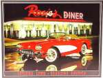 Tin Sign Lewis - Rosie s Diner
