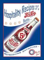 Tin Sign Pepsi - Hospitality Recipes