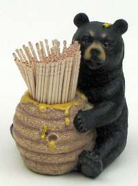 Pickled Sweet Bear Toothpick