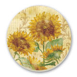 Sunflower Tile Trivets-Reflections of The Sun