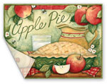 Heavy Duty -2 Flexible Cutting Placemats - Apple Pie
