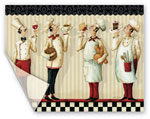 Heavy Duty -2 Flexible Cutting Placemats - Chefs Masterpiece