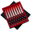 Jumbo 8pc Slitzer Steak Knife Set