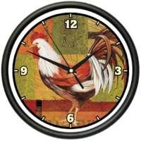 Wall Clocks Kitchen Clocks Ceramic Country Apple