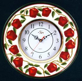 Wall Clocks Kitchen Ceramic