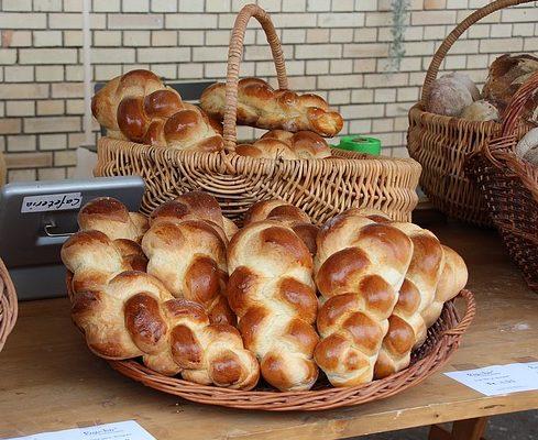 Bread MachineChallah,Sweet Dough Recipe
