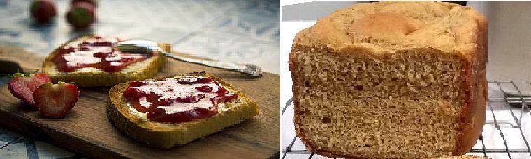 Gluten Free, Dairy-Free, Easy Flaxseed Bread Recipe
