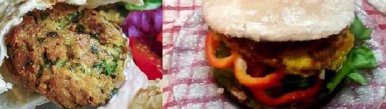 Gluten-Free Dairy-Free Vegan Burger Recipe