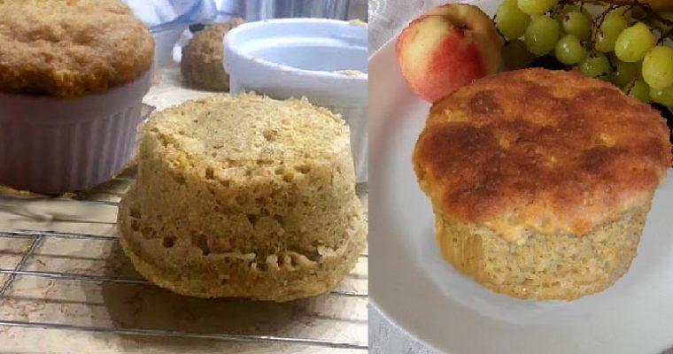1-Minute Gluten Free Challah or Dinner Rolls