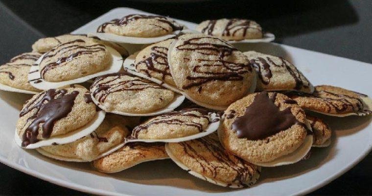 Gluten-Free, Dairy-Free, Eggless 1-Minute Cookies Recipe